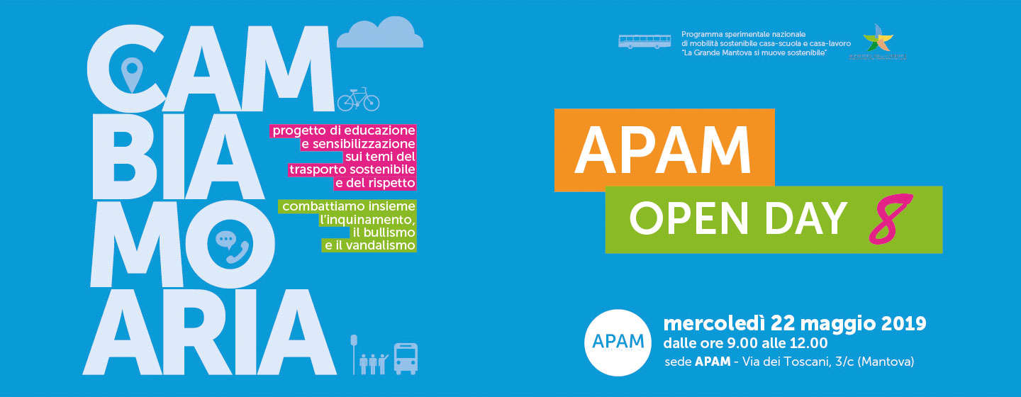 Apam Open Day
