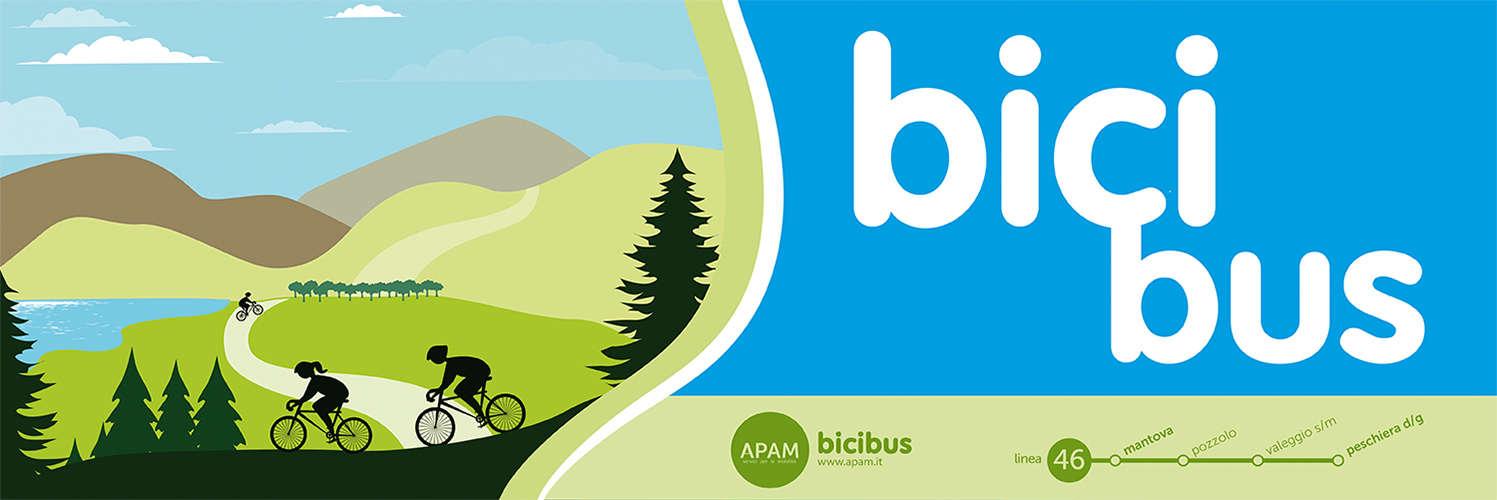 Da domenica 31 marzo attivo il servizio Bicibus