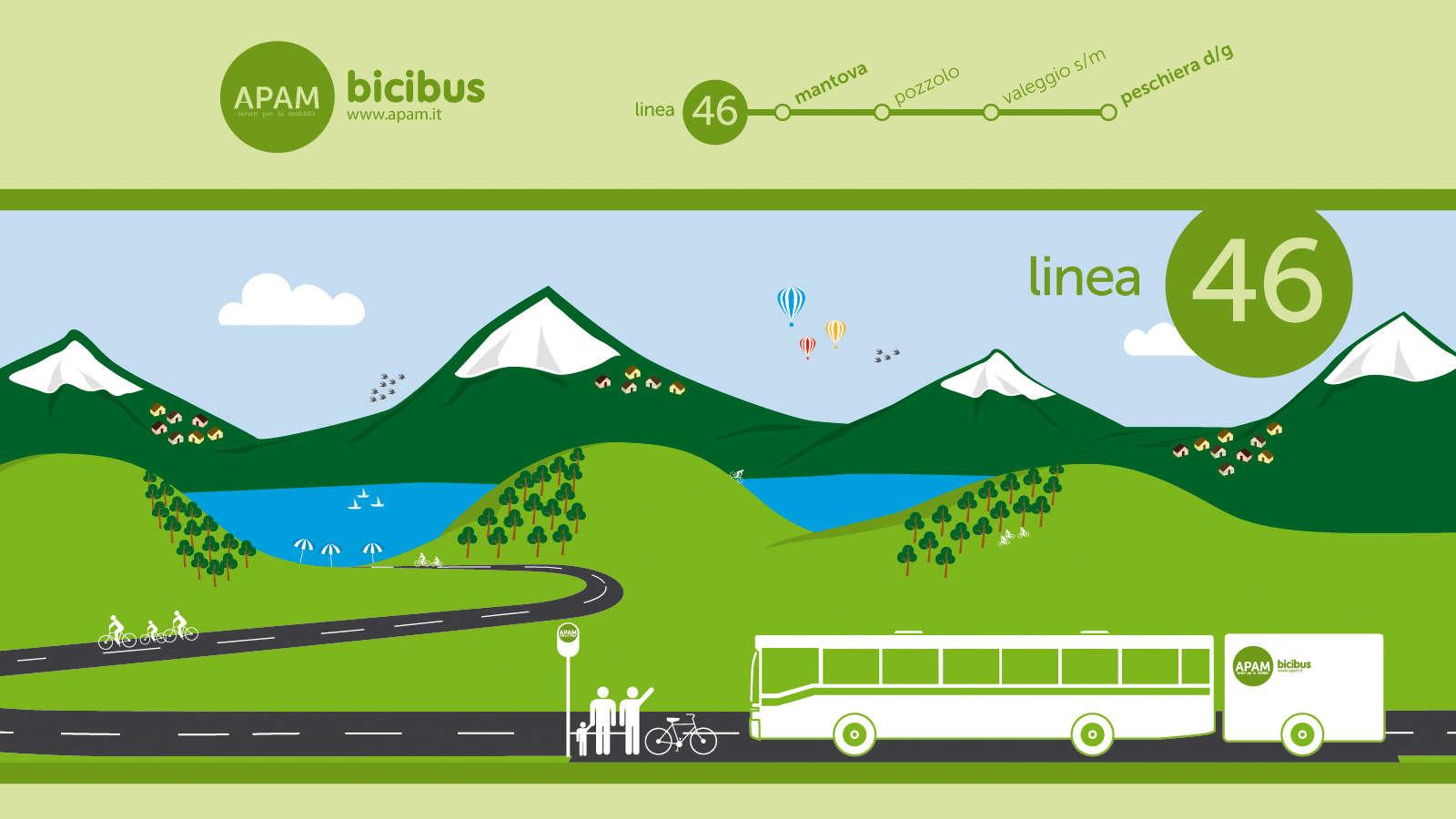 Da domenica 8 aprile attivo il servizio Bicibus